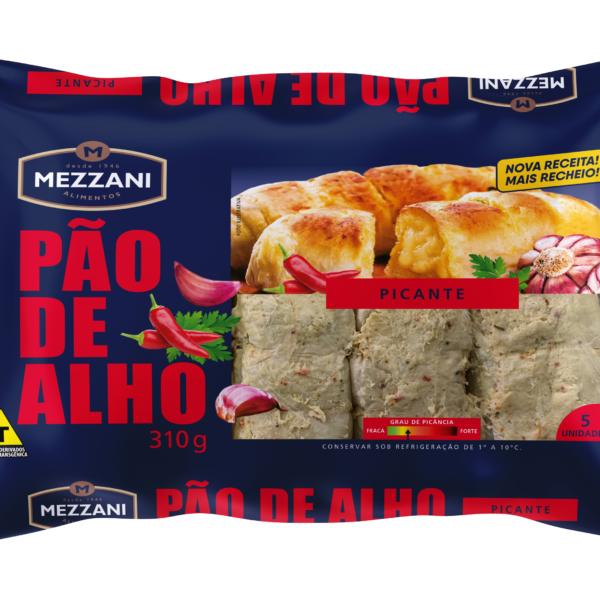 pão de alho picante