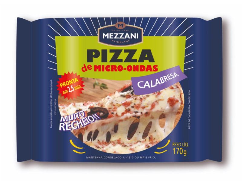 pizza de micro-ondas